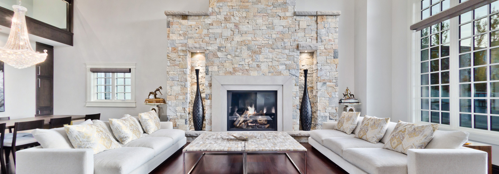 living-room white-stone